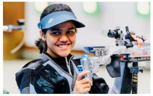 In the ISSF Junior World Cup in Germany, India won 2 gold medals