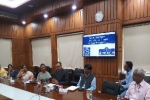 Prasar Bharati signed MoU with IIT Kanpur for research collaboration