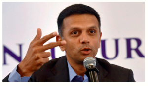 Rahul Dravid elected as head of National Cricket Academy