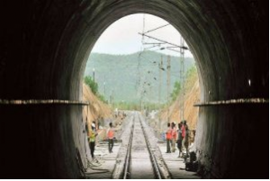 South Central Railway commissioned the longest electrified tunnel