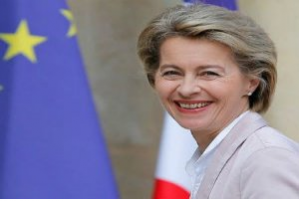 Ursula von der Leyen appointed as European Commission president