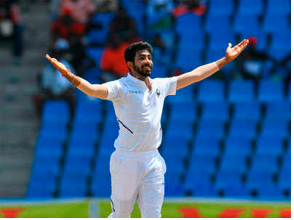 Bumrah graced the first Asian to pick fifers in SA, Eng, Aus & WI
