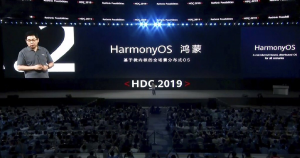 Huawei originated its own Operating System Harmony OS