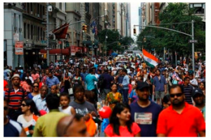 According to the UN report, At 17.5 million, Indian diaspora largest in the world