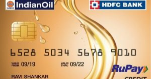 HDFC Bank, IOC launched co-branded fuel credit card for users from non-metro cities