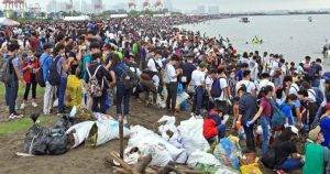 International Coastal Cleanup Day commemorated on 21 September