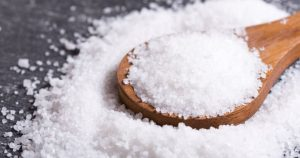 Jammu and Kashmir covered the highest consumption of iodized salt