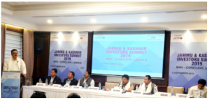 Mini Conclave of First Investor Summit-2019 operated in Leh