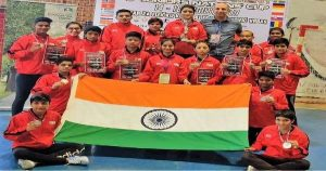 Payas Jain got silver at ITTF Asian Junior and Cadet Championship