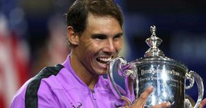 Rafael secured the 2019 US Open title