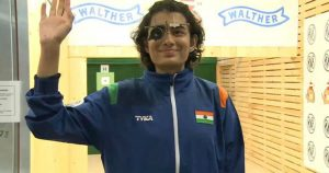 Shooter Yashaswini Singh Deswal achieve gold at ISSF World Cup