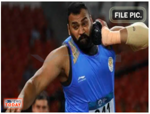 Shot putter Tejinderpal Singh Toor clinched silver in the Czech Republic