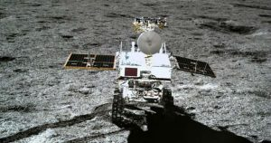 Yutu 2 found gel-like substance on the far side of the Moon