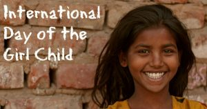 International Girl Child Day is Celebrated on 11 October