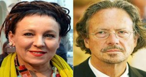 Olga and Handke achieve the Nobel Prize for literature