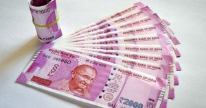 RBI ended printing Rs.2000 currency notes