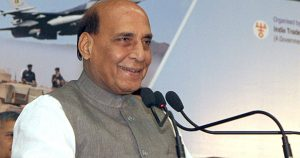 Rajnath Singh avowed a 4 fold hike to families of battle casualties