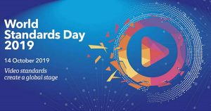 World Standards Day is observed on 14 October