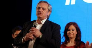 Alberto Fernandez gained the Argentinas presidential elections