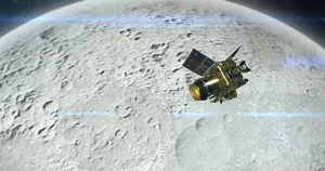 Chandrayaan 2 spotted Argon 40 in lunar space