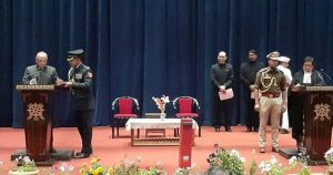 Radha Krishna Mathur selected as the first Lt. Governor of Ladakh