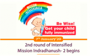 2nd round of Intensified Mission Indradhanush- 2 began