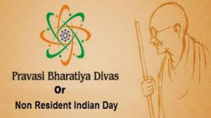 9 January observed as Pravasi Bharatiya Divas