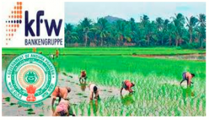 Andhra Pradesh Government signed MoU with German firm KFW for Zero Budget Natural Farming