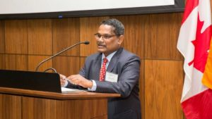 Arun Kumar Sahu as the next High Commissioner of India to Dominica