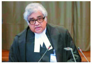Harish Salve designated Queen's Counsel for courts of England & Wales