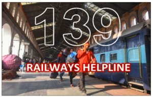 Indian Railways launched integrated helpline number 139 for passengers