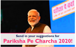 'Pariksha Pe Charcha 2020' will be held on 20th Jan