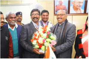 Ravindra Nath Mahto appointed as Jharkhand Assembly Speaker