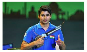 Saurabh Chaudhary acquires gold in men's 10 m air pistol at 63rd National Shooting Championship