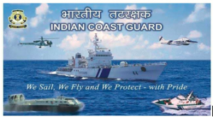 01 February as Indian Coast Guard Day
