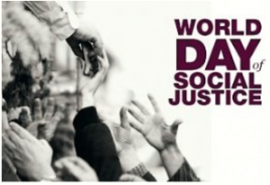 20 February as World Day on Social Justice