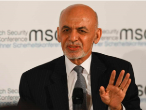 Ashraf Ghani secured the second term as President of Afghanistan