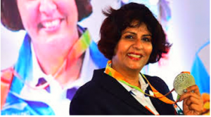 Deepa Malik Named President of Paralympic Committee of India