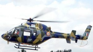 HAL got approval to produce light utility helicopter