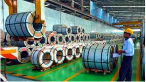 India became second-largest steel producer of Crude Steel