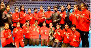 Indian boxers seize six gold at Golden Girl Championship in Sweden