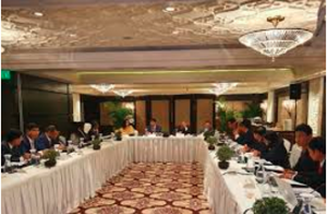 Meeting of BBIN Motor Vehicle Act operated in New Delhi