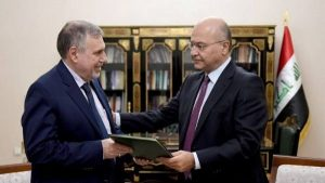 Mohammed Allawi will serve as Iraq Prime Minister