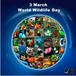03 March as World Wildlife Day