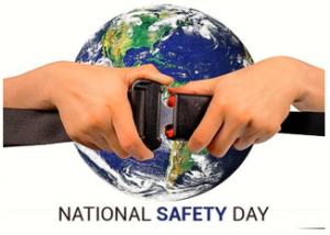 04 March as National Safety Day