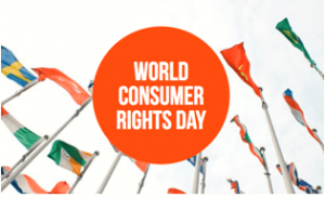 15 March as World Consumer Rights Day