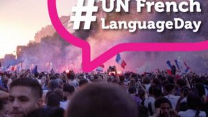French Language Day is commemorated on 20th March
