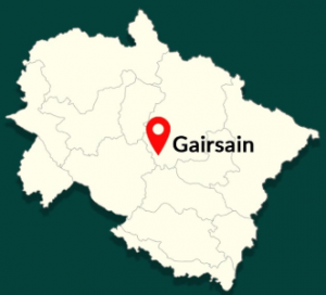 Gairsain has named Uttarakhand's new summer capital