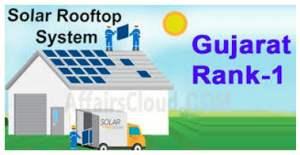 Gujarat topped in domestic solar rooftop installations