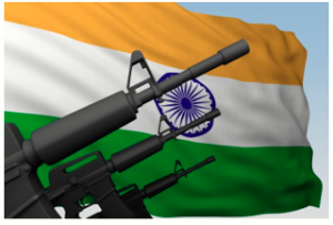 India is the second-largest importer of weapons in 2019